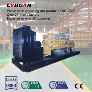 La exportación a Rusia de biogas de 300kw grupo electrógeno con motor 6190