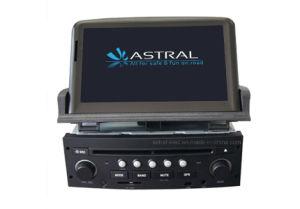 Aluguer de DVD GPS para Peugeot 307 com Raido para a fábrica