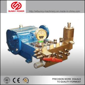 Электродвигатель привода водяного насоса высокого давления для очистки машины