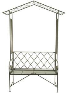 金属のベンチ(UC01-101777)
