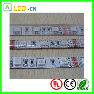 CE/RoHS LED SMD 5050 tira de luces.