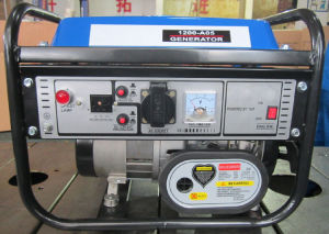 Saída de 750 Watts gerador a gasolina, gerador de gasolina, Gerador (HH1200-A04)