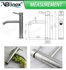 贅沢なステンレス鋼の洗面器の蛇口(AB003)