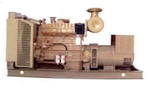 Cummins, Acqua-Cooled di Prime 400kw, Portable, Silent Canopy, Cummins Engine Diesel Generator Set