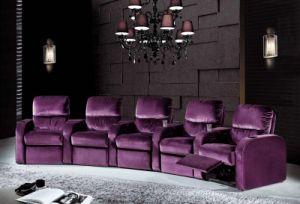 (D20B#) tejido cuero eléctrico moderno mobiliario de Casa sofá reclinable