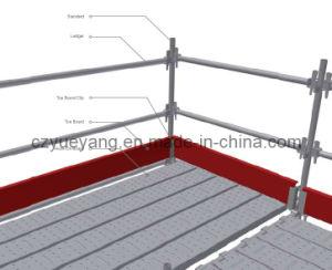 Andaime Kwikstage System-Steel Plank