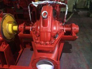 O motor diesel da bomba de combate a incêndio com certificados CE