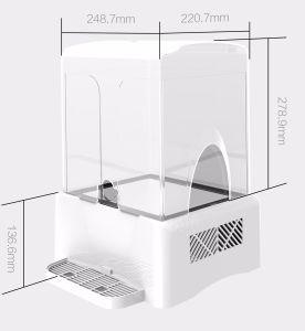 Desk Top Bag refroidisseur de l'eau (BIB-130)