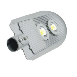 заводская цена двух початков на открытом воздухе светодиодов высокой яркости освещения улиц формы дышла