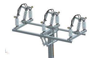 高圧接続解除スイッチ24kv 600A