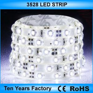 12V impermeabilizzano una striscia flessibile di 3528 SMD LED