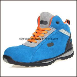 La seguridad de los hombres de alta calidad compuesto de zapatos con puntera y entresuela de espuma de Kevlar