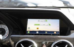 Aggiornamento Special GPS Navigation a Android4.0 per Mercedes-Benz Glk (EW822)