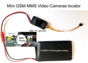 Mini-G/M MMS Alarm Camera Fotos Video Recorder Bug Zwei-Methode Security Detector Montor Tracker mit 4000mAh Battery