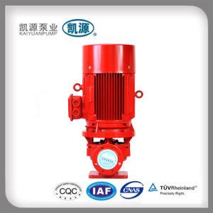 La lucha contra incendios verticales bomba de agua (Xbd-L)