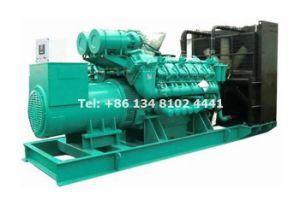 企業のための625kVA Cumminsの発電機の電気発電機