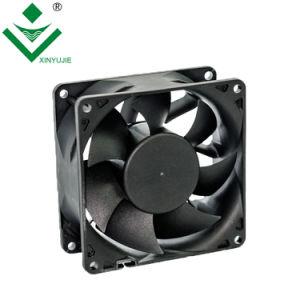 Paletas de plástico de circulación del aire del motor eléctrico del inversor 9238 Ventilador d.c.