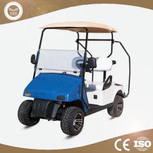China-Hersteller-kundenspezifischer neuer Entwurfs-preiswerte Golf-Karre 2018 für Verkauf