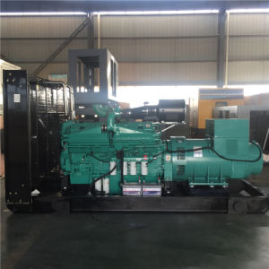 150kw/180kVA de open Diesel van het Type Stille Elektrische Reeks van de Generator die door Cummins wordt aangedreven