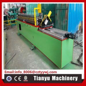 Plaques de plâtre goujon en métal galvanisé légère en acier et la voie de la quille machine à profiler à froid