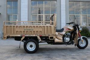 重いローディングの貨物三輪車150cc 4の打撃