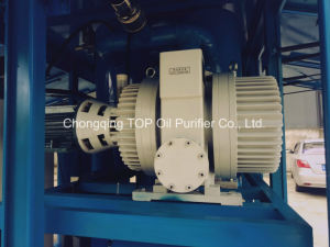 Zyd W Water-Proof Transformador de tipo incondicional de la refinación de petróleo la máquina