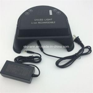 Wireless LED Lámpara UV Uñas con Asa Sensor táctil