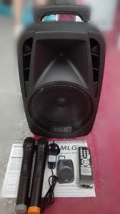Heißes Verkaufs-Kreis-Licht-beweglicher Lautsprecher Al0803c Amaz/Kvg/Temeisheng
