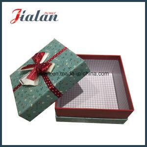 활을%s 가진 관례에 의하여 인쇄되는 도매 생일 선물 포장 종이상자