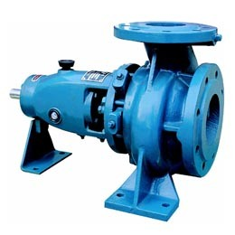 DIN24255 standard horizontal fin de la pompe d'aspiration