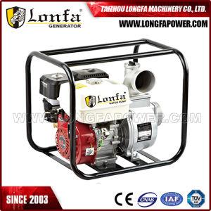 6.5HP 3 pouces 168F-1 l'irrigation agricole de l'essence de la pompe à eau