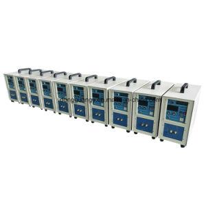 携帯用電気高周波金属の溶接の誘導電気加熱炉