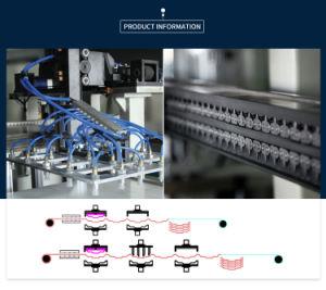 machine de thermoformage entièrement automatique pour les bacs d'oeufs en plastique