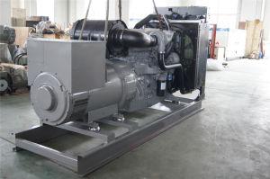 Китай на заводе 500 ква бесшумный дизельный генератор