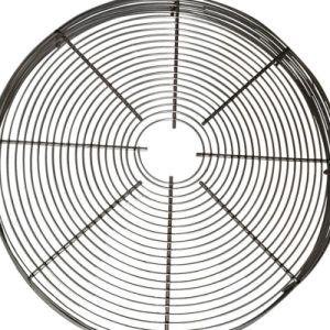La Chine du couvercle du ventilateur industriel OEM avec revêtement époxy