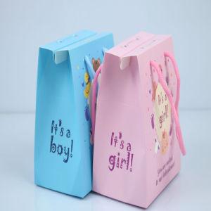 高品質の結婚式または贅沢のギフトの紙袋