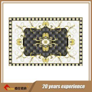 De duurzame Gouden Tegels van het Tapijt met Goedkope Prijs (BDJ60515)