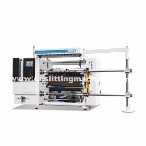 Machine de refendage à haute vitesse pour le PVC/PET/BOPP