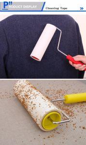 Легко оторвать клея клейкую ленту очистки роликов не оставляющей волокон ролик