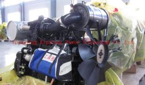 Motore diesel 6BTA5.9-C150 di Cummins per il caricatore/escavatore/carrello elevatore a forcale/del gru/Pushdozer/il camion rullo compressore/rimozione di neve/il caricatore/lastricatore dell'escavatore a cucchiaia rovescia