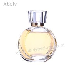 Bouteille de parfum ronde dans 50ml