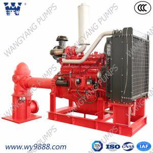Lange Diesel van de Brand van de Turbine van de Schacht Verticale Pomp