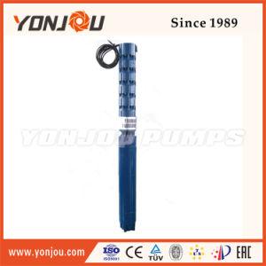 Gran flujo vertical sumergible sumergibles, bomba de agua (QJ)