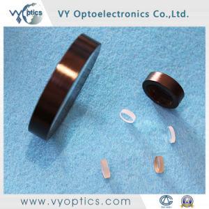Optisches geklebtes kugelförmiges Objektiv für Unterwasserkamera mit schwarzem Farbanstrich