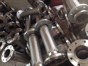 Tubo flessibile del metallo flessibile con i connettori