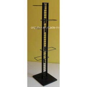 Paraplubak van het Metaal van de vloer de Bevindende (pH15-111)
