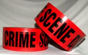 De rode PE Plastic Band van de Waarschuwing met de Hete Verkoop Van uitstekende kwaliteit in de V.S.