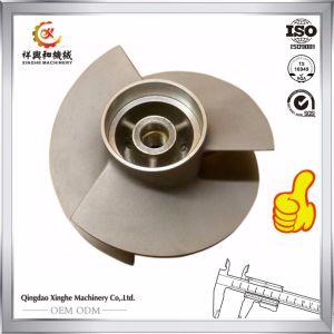 Ventola dell'acciaio inossidabile del SUS con le parti della ventola della pompa ad acqua dell'equilibrio