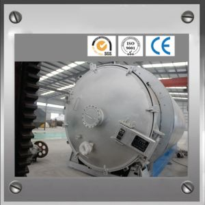 Zq-8 des déchets urbains La pyrolyse de la machine avec ce, l'ISO, SGS
