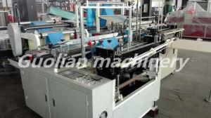 機械を作る冷たい切断の自動ポリ袋のヒートシール